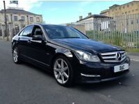 Mercedes-Benz C250 CDI BlueEFFICIENCY Sport 7G-Tronic 4dr (COMAND) NAV+HEATD LETHR+1OWNER+HSTRY!