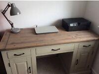 Oak Computer Desk