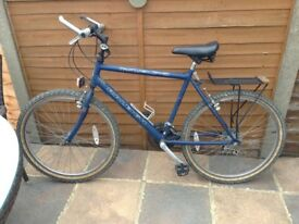 I have an old mountain bike ,good condition