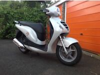 Honda Ps Pes Psi 2008 Immaculate Condition Full Years Mot - Paper Work - Keys Under 18,500 On Clocks