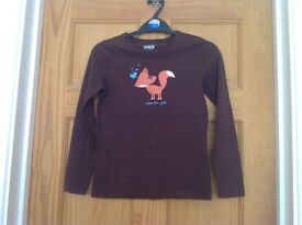 Girls Osh Kosh long sleeve top
