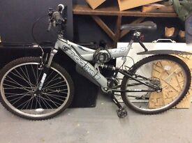Brand new monutain bicycle