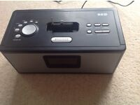 iPod docking station and speakers