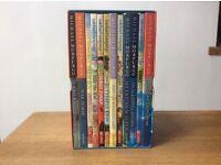 Boxed set Michael Morpurgo books (12 books) good condition
