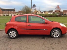 Renault clio 1.2 extreme 2009 3dr leather 51,000 miles