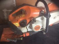 Stihl Stone Cutting Saw-Used Excellent Example