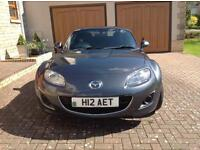 Mazda MX5, low mileage, one owner