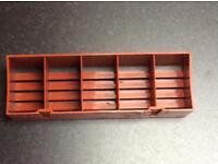 Terracotta Colour Plastic Air Bricks for sale (price is per brick) - collection preferable