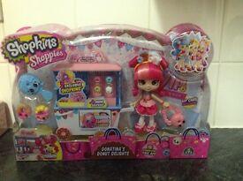 Brand new shopkins sets