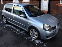 Renault Clio 172 sport 2003 NEW MOT AND LOW MILES