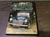 Morris Minor commercial vehicles dvd