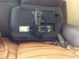 "Samsung 22"" LCD TV"
