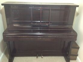 Boyd-London Piano with piano stool
