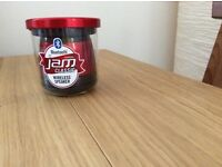 Jam Bluetooth Speaker. Red. Excellent condition. Good sound. Still in box