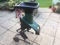 Garden Waste Shredder