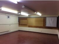 45m2 dry storage/office in Slateford