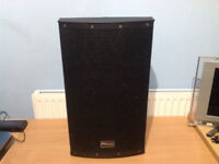 ProSound 400W 12-Inch Active PA Speaker DJ Disco Party System in Black RRP199