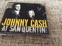 JOHNNY CASH DVDS