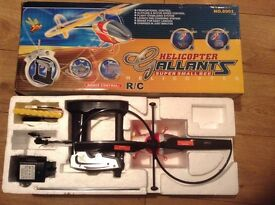 Gallants super small bee helicopter