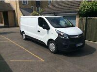 Vauxhall vivaro new shape 2014/64 NO VAT