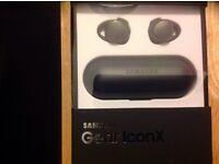 Samsung gear icon x wireless in ear headphones fitness tracker -£99
