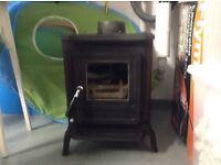 6 to8kw log burner
