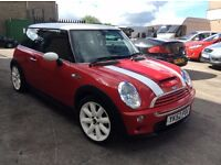 2002 MINI COOPER S 1.6 SUPER CHARGED - FULL SERVICE HISTORY -