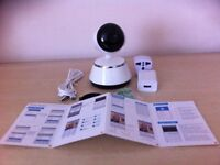 Wireless Pan Tilt 720P HD WIFI Camera Security / baby monitor Network Night Vision