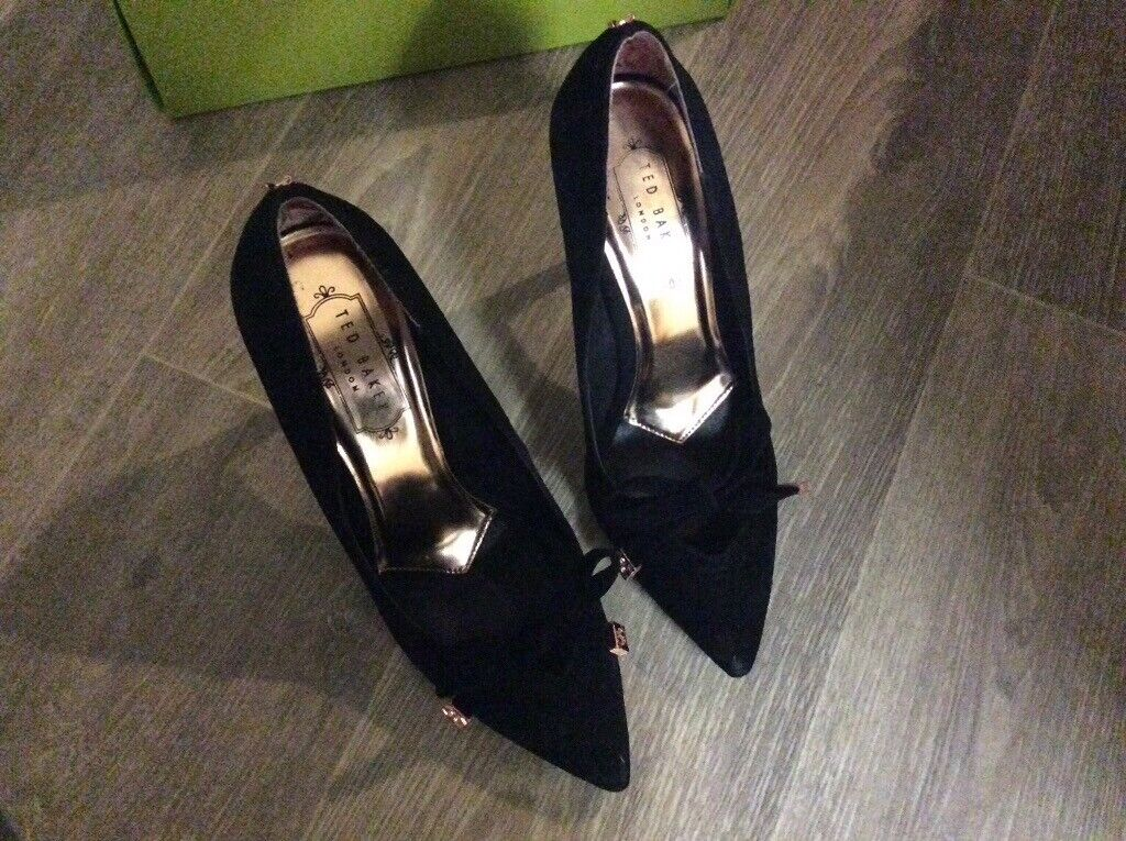 to buy utterly stylish discount sale Ted baker court shoes | in Camden, London | Gumtree