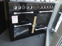 Leisure cookmaster 100cm duel fuel range. £750 RRP £1050 new/graded 12 month Gtee