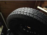 Corsa C 4x winter tyres