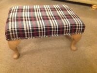 Footstool/table. Brand new