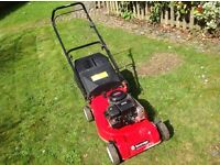 Sovereign Fuel Powered Lawnmower
