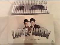 Laurel and Hardy collection box set