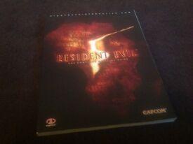Resident Evil Game Guide