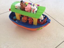Musical Noah's Ark Toy
