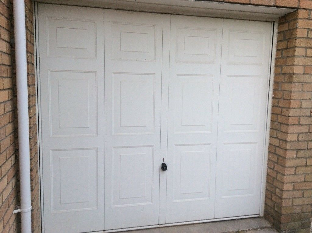 Horman garage door ,frame & electric operator | in Stoke Gifford ...