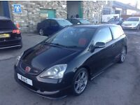 Honda Civic 2.0 i-VTEC Type R Hatchback 3dr 2 KEYS++ 1 OWNER FROM NEW (05 reg), Hatchback