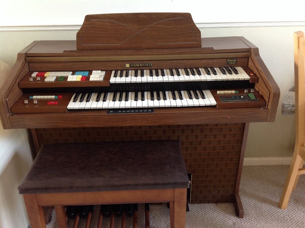 Hammond Organ Model 134136 in Poole Dorset Gumtree : 86 from www.gumtree.com size 1024 x 765 jpeg 113kB