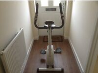 Exercise bike free to a good home. Collection only