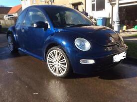 Volkswagen Beetle 2004 1.6 petrol.