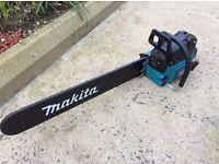 Mikita DCS9010 petrol professional chain saw 30 inch cutting bar Powerful 90cc 2 stroke engine