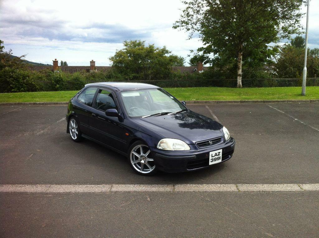 1996 honda civic 1 4 hawaii ej9 in newtownabbey county antrim gumtree. Black Bedroom Furniture Sets. Home Design Ideas