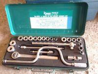 Kamasa Tools No. 3596 Socket set