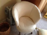 Lovely tub chair for bedroom or lounge