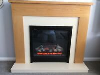 Complete Fire place