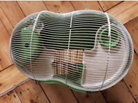 Eco pico hamster cage and accessories bundle