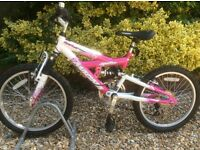 Girls bike Magna, very good condition