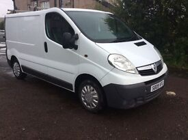 LOOK 2009 VAUXHALL VIVARO FULL YEARS MOT *LOW MILES* GREAT CONDITION NEW SHAPE PLY LINED ROOF RACK!!