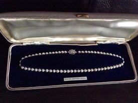 Genuine Cultured Pearls
